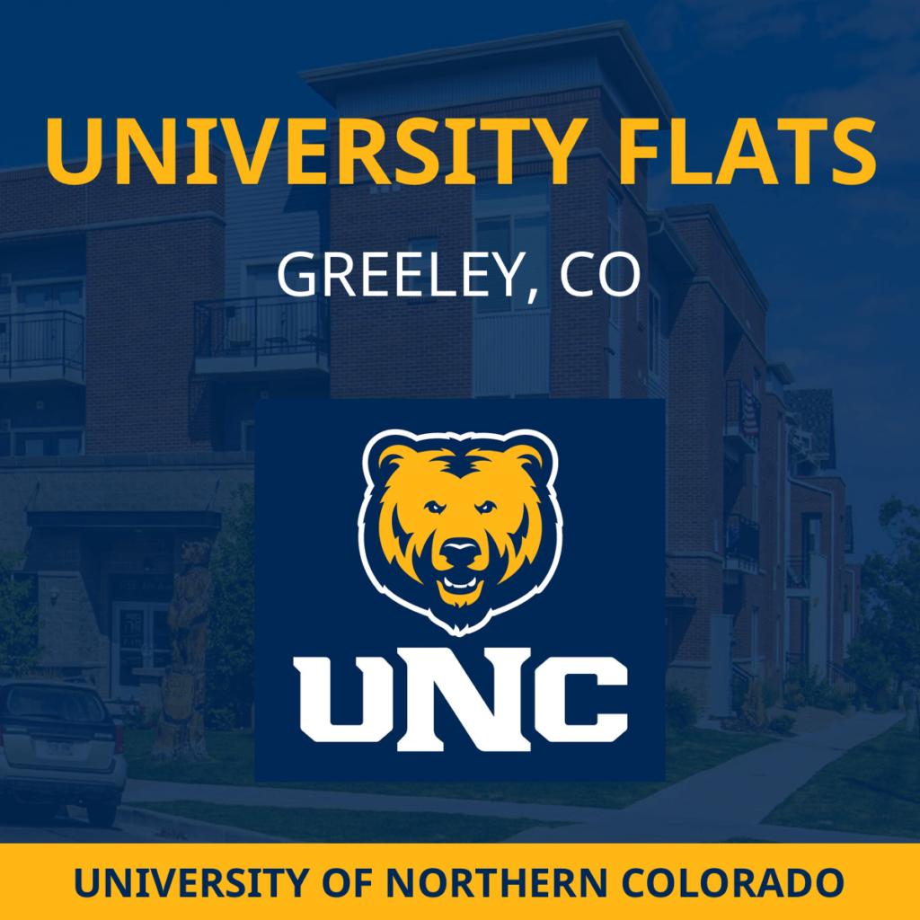 Unc Student Housing Apartments Student Apartment University Greeley