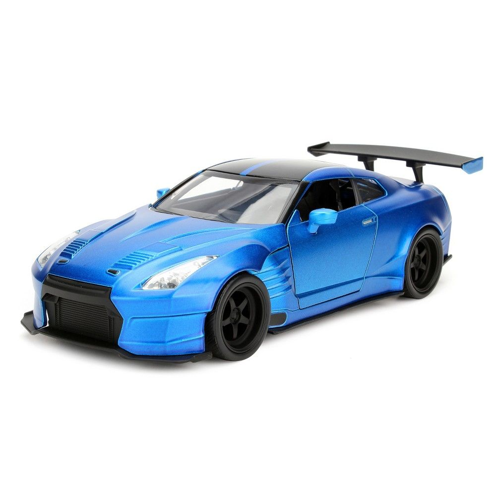 Jada Toys Fast & Furious 2009 Nissan GT-R (R35) Ben Sopra