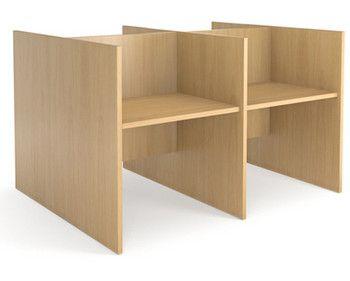 AGATI Furniture   Primary Study Carrel
