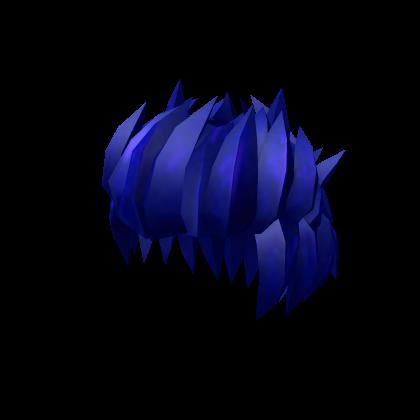 Stylish Blue Hair Roblox In 2020 Blue Hair Stylish Hair