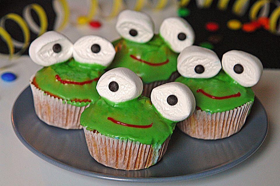 frosch muffins funny food pinterest kuchen backen und kinder geburtstag torte. Black Bedroom Furniture Sets. Home Design Ideas