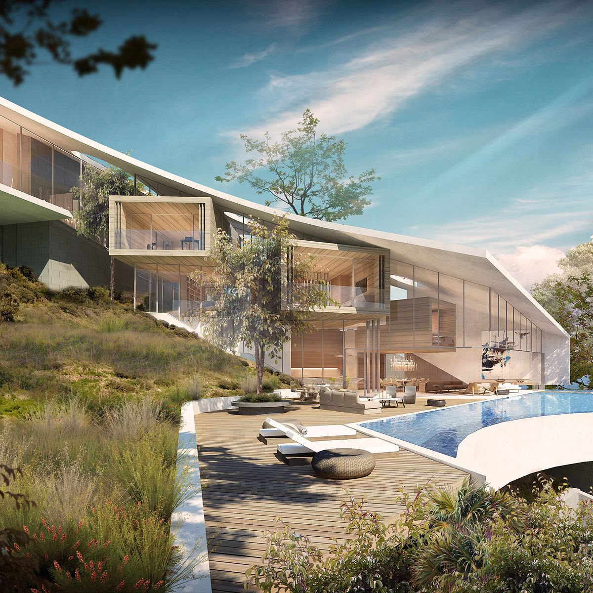 Casa Colina in Madeira by SAOTA   Madeira, Architecture and Villas