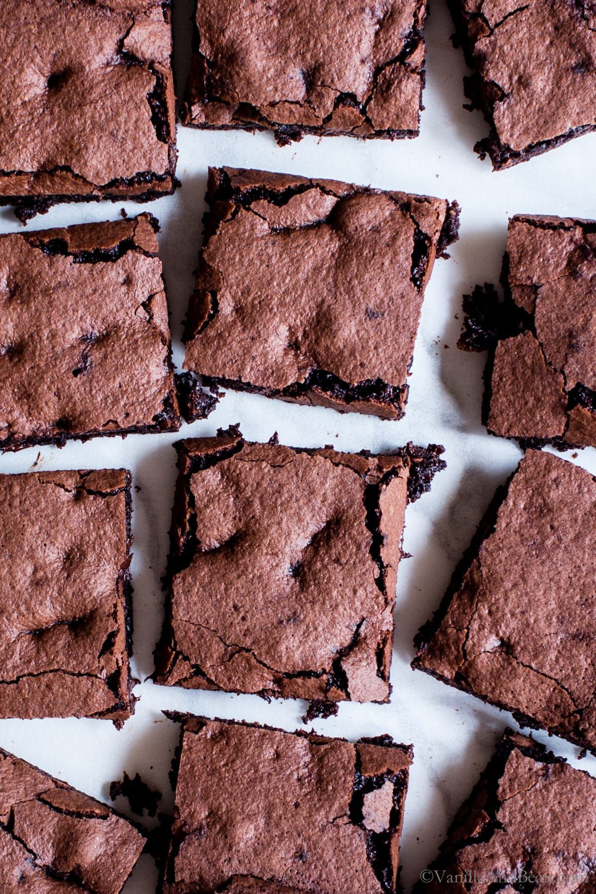 Homemade Espresso Brownies Gluten Free Vegan Are Melt In Your