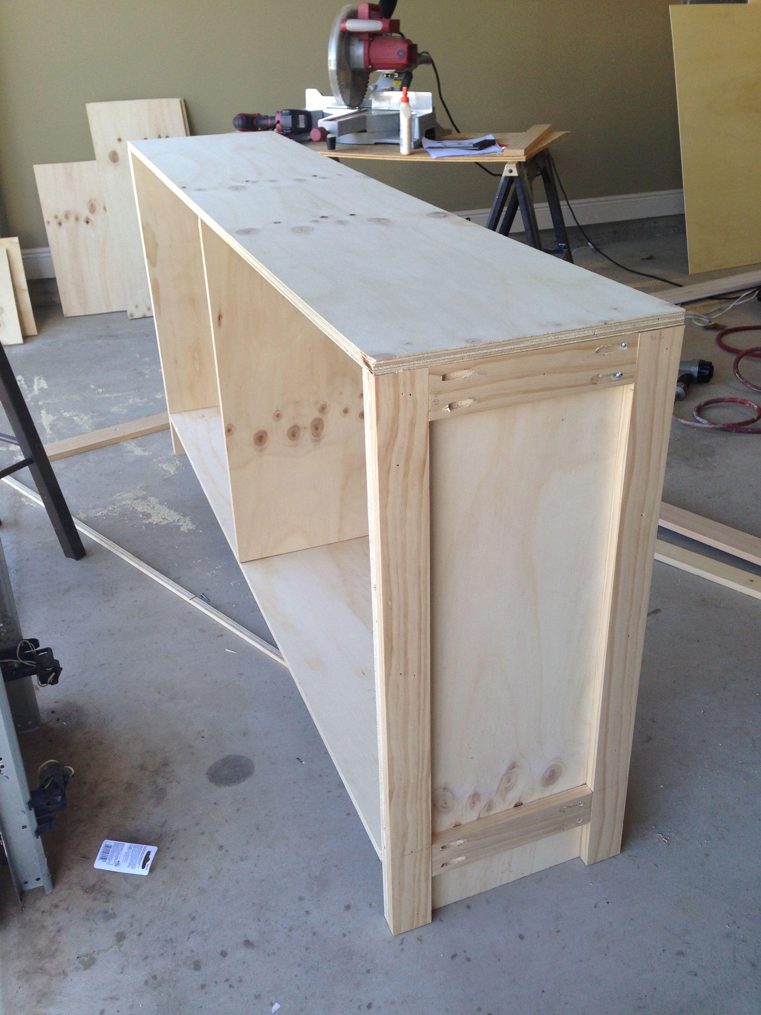 Diy Sideboard Laundry Room Sideboard Selber Bauen Selber Bauen