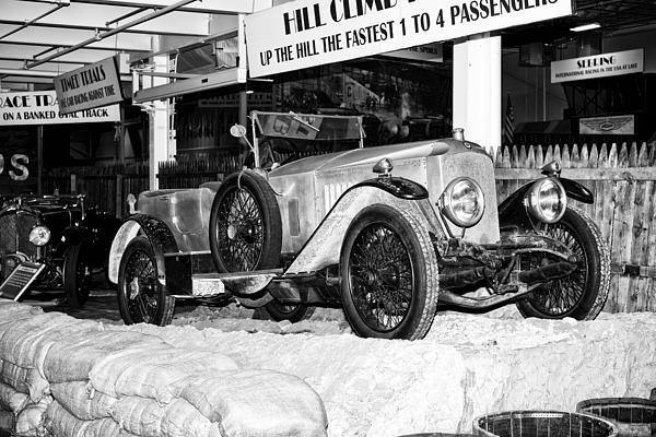 1921 Vauxhall 30/98E