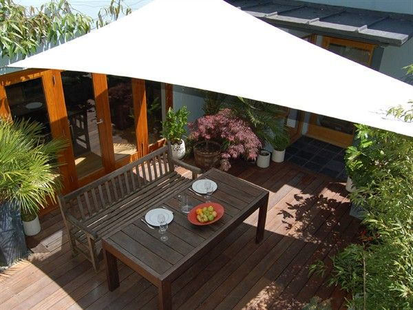 Summer City Garden Canopy Garden Shade Clifton Deck ideas