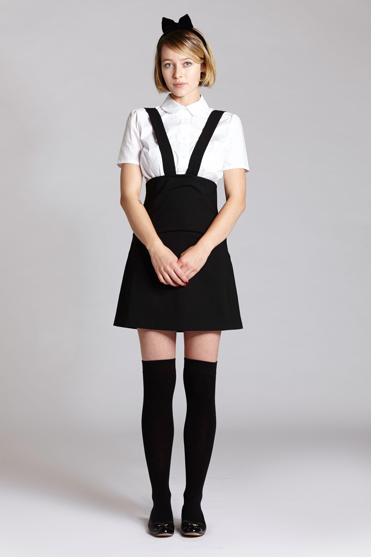 School girl dress-8660
