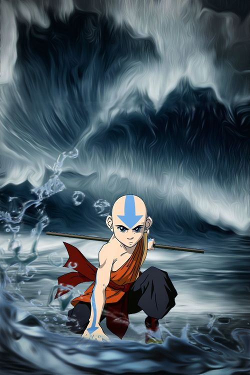Avatar Aang Avatar Animacao O Ultimo Mestre Do Ar