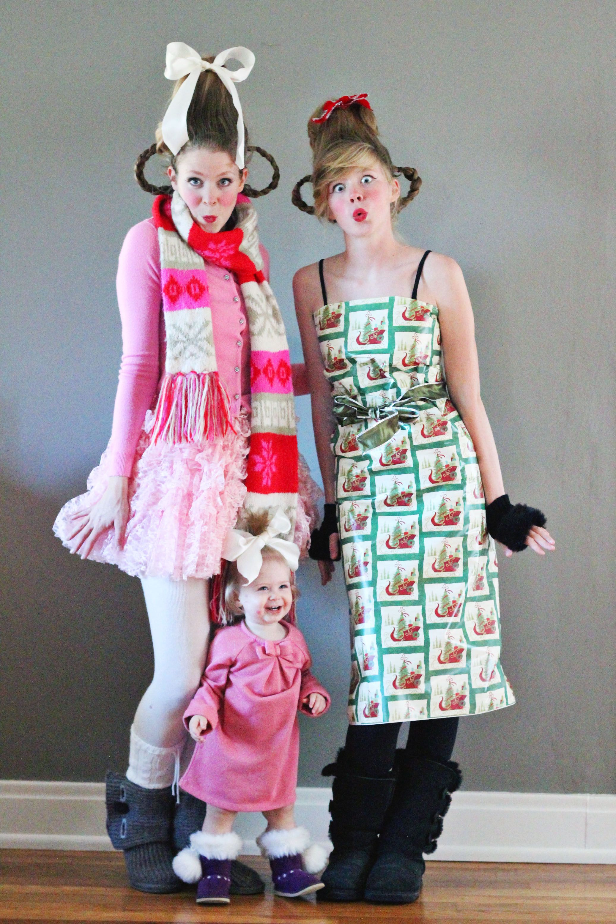 Whovillecostumedec83 … Whoville costumes, Halloween
