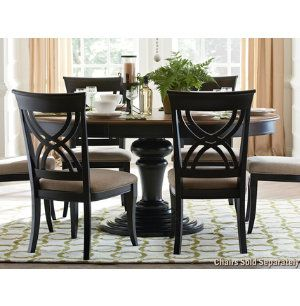 Best Brighton Pedestal Table Casual Dining Dining Rooms 400 x 300