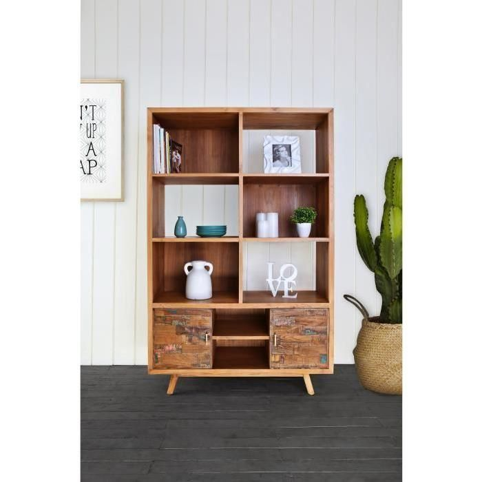Bibliotheque Decoration Maison Mobilier De Salon Meuble Deco