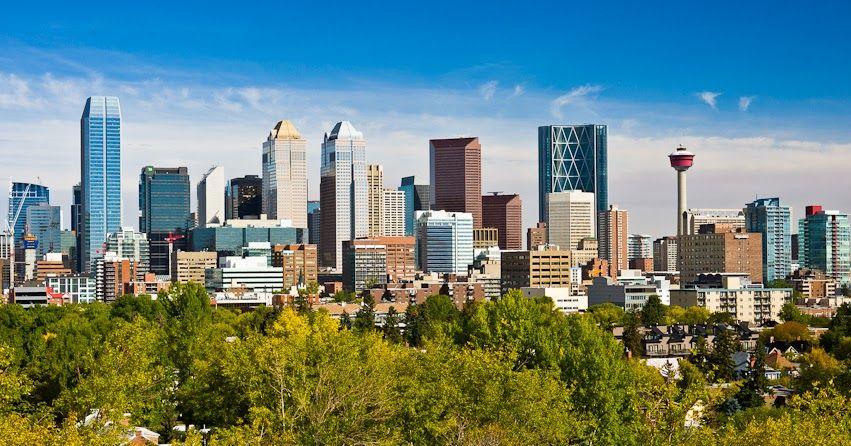 Como ir de Calgary a Edmonton #viagem #canada #viajar