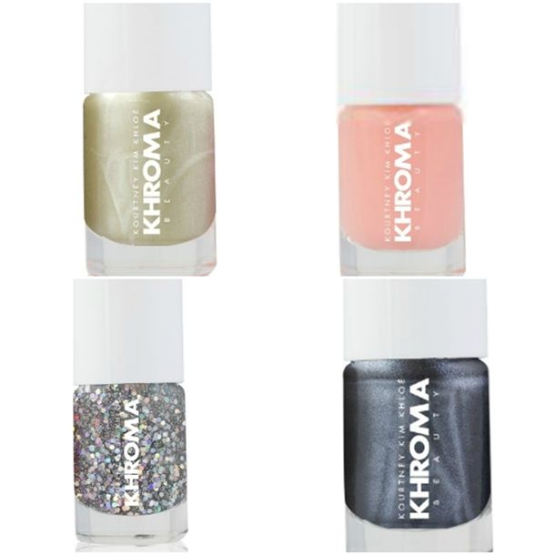 New Khroma Beauty Products for Spring 2013 | Beauty nails, Designer ...