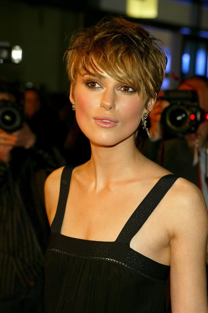 Corto y cambio pinterest keira knightley pixies and hair style