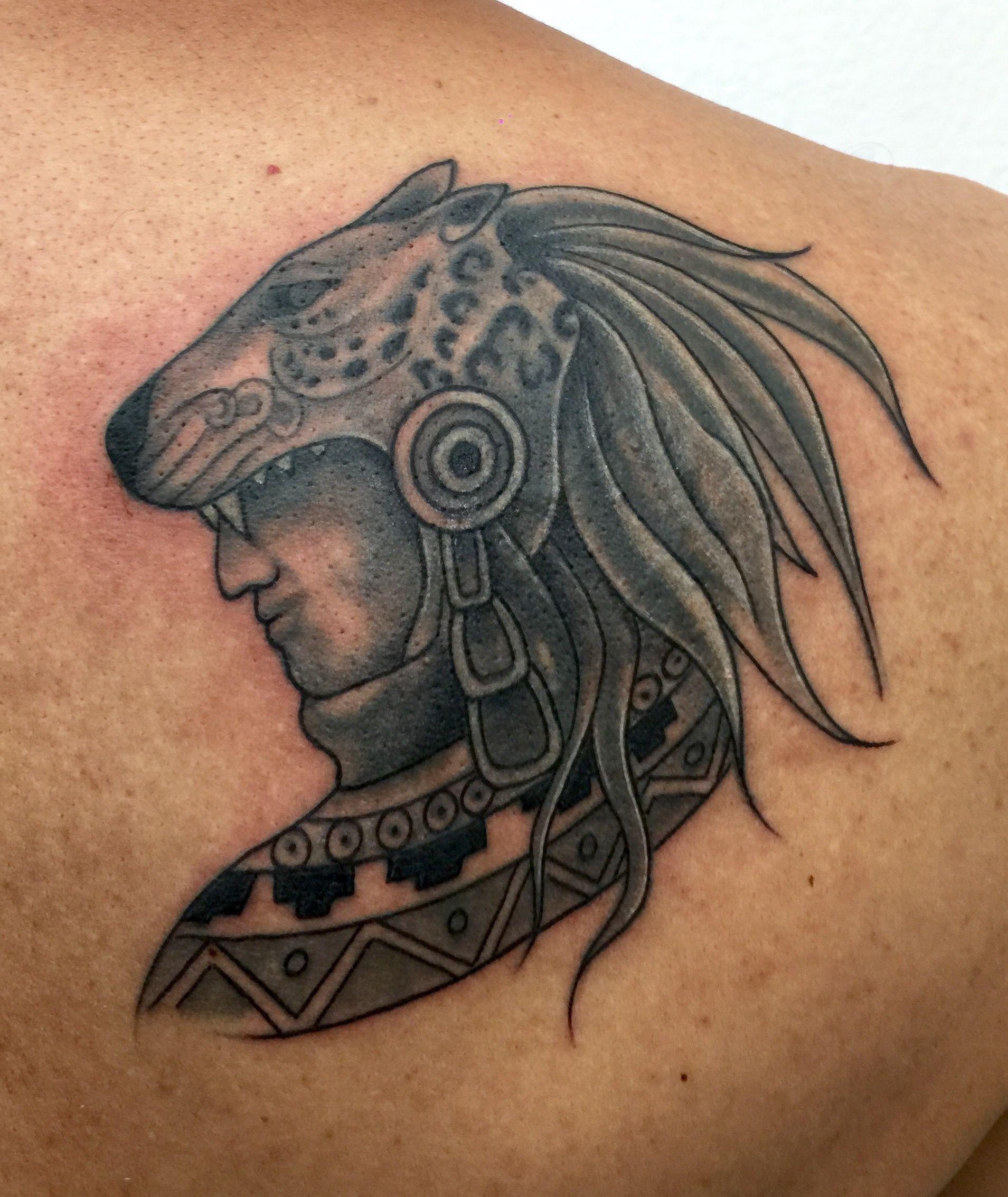 Guerrero Jaguar J Pinterest Jaguar Tattoos And Tatuajes