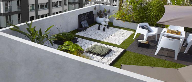 Idée Déco terrasse zen en ville et jardin | Interiors