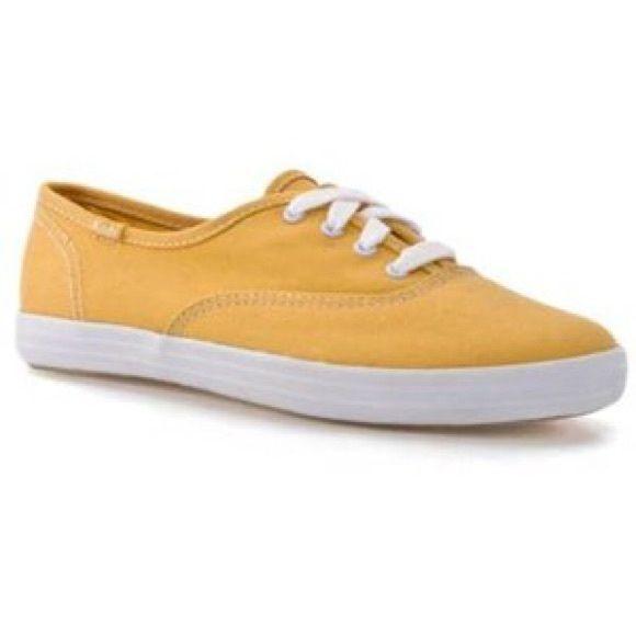Yellow Keds (Womens)   Keds, Keds shoes
