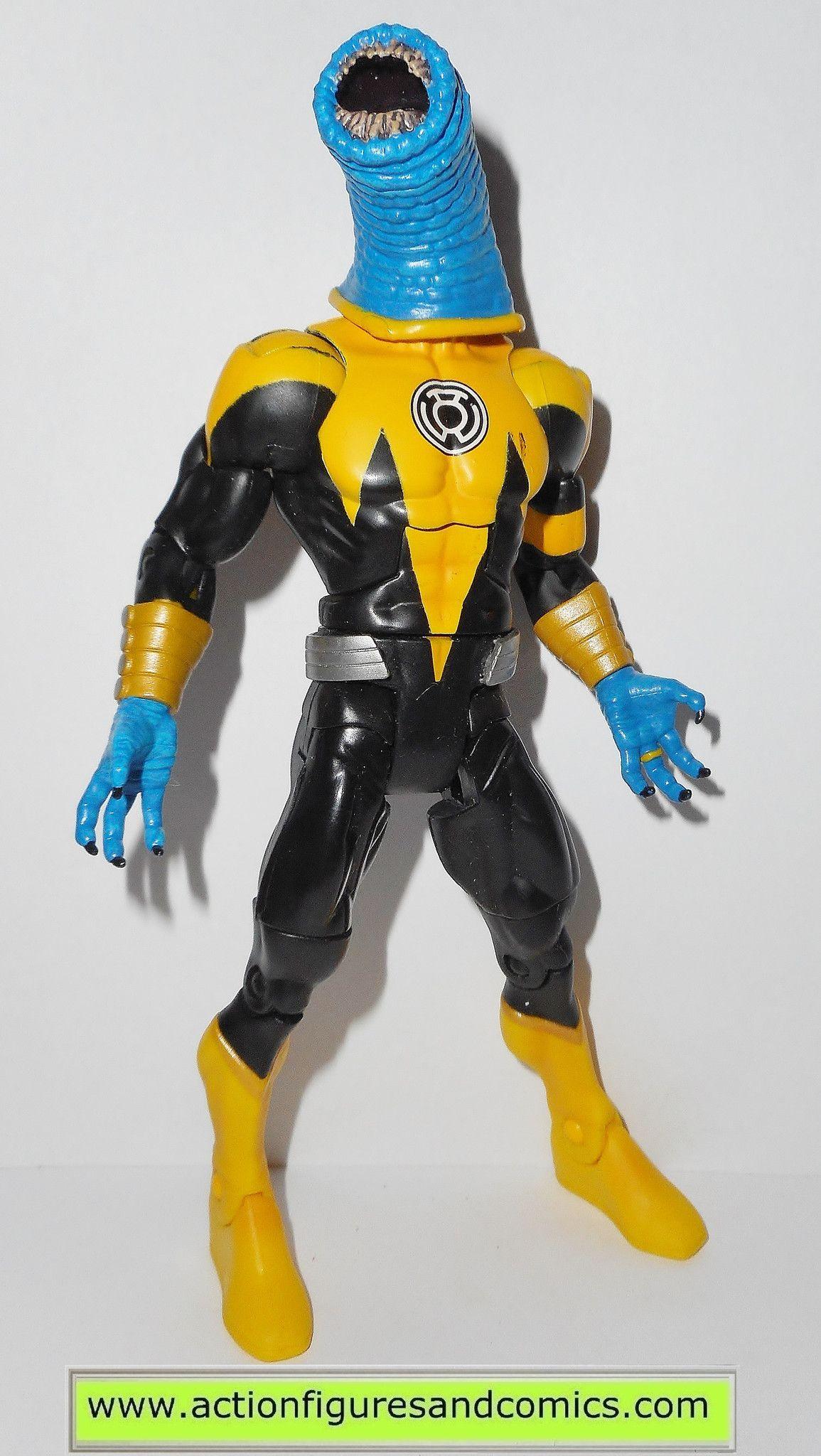 DC Universe Total Heroes Justice League Lantern Sinestro Loose Action Figure