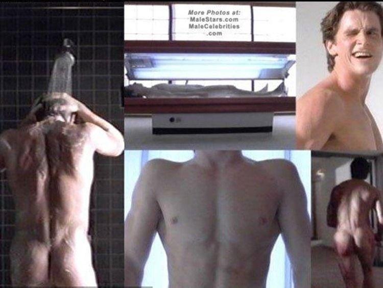 Bale nude scene christian