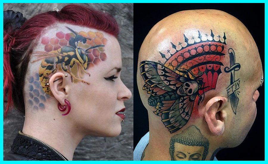 Pin De Mejores Tatuajes En Mejores Tatuajes En La Cabeza Best