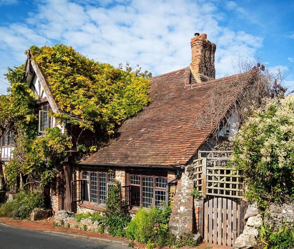 Englisches Cottage tudor cottage rottingdean bob radlinski flickr reisen