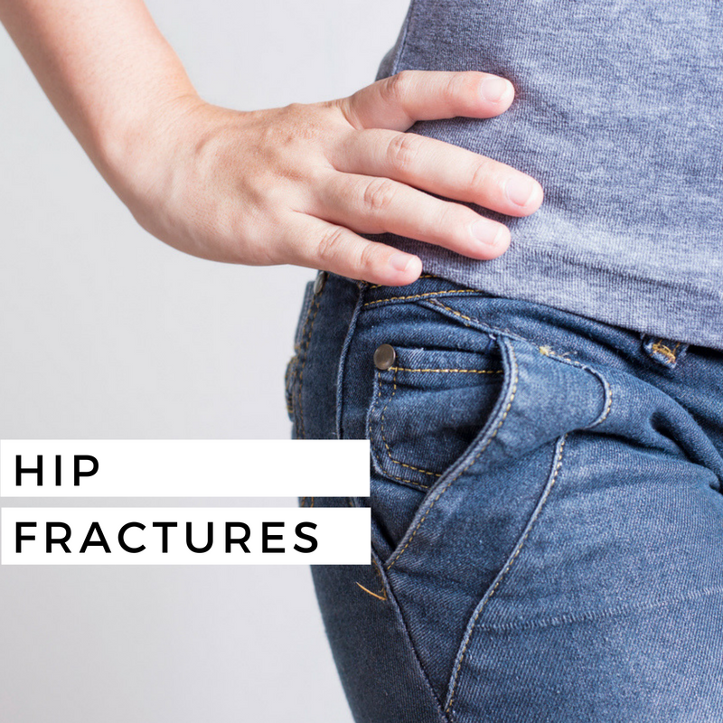 The hip is the largest weightbearing joint in the body