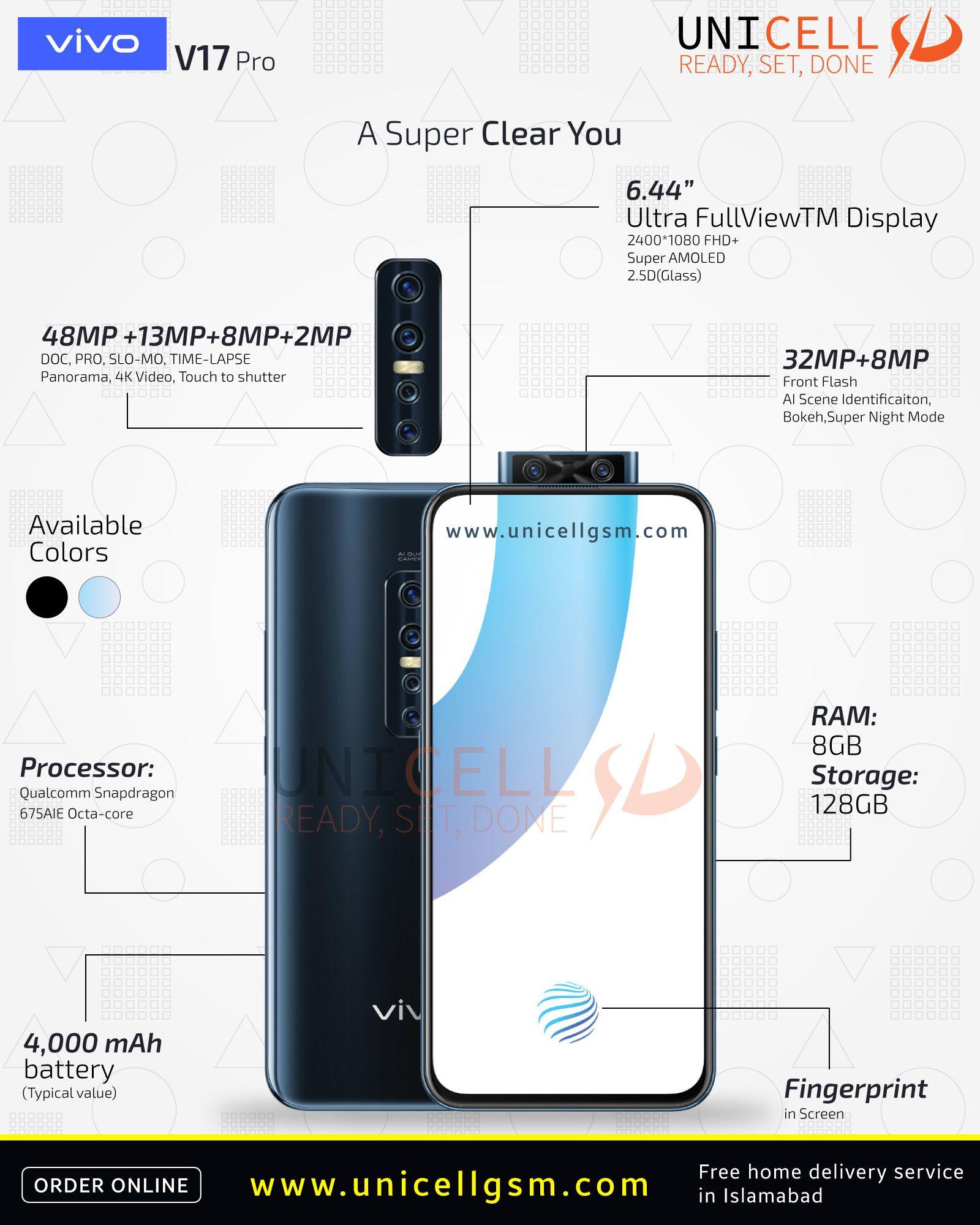 Vivo V17 Pro Vivo Light Sensitivity Best Camera