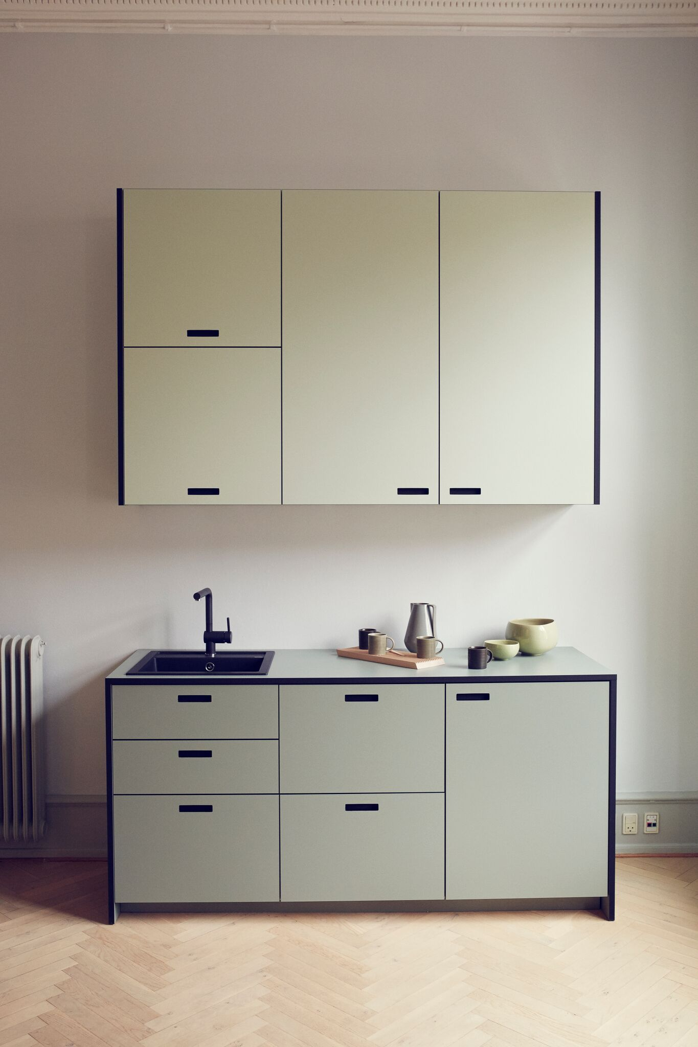 Pin van Gal Burn op minimal - Kitchen decor, Minimalist ...