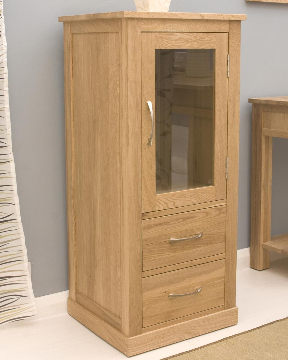 Solid Oak Hifi Cabinet This Handsome Hi