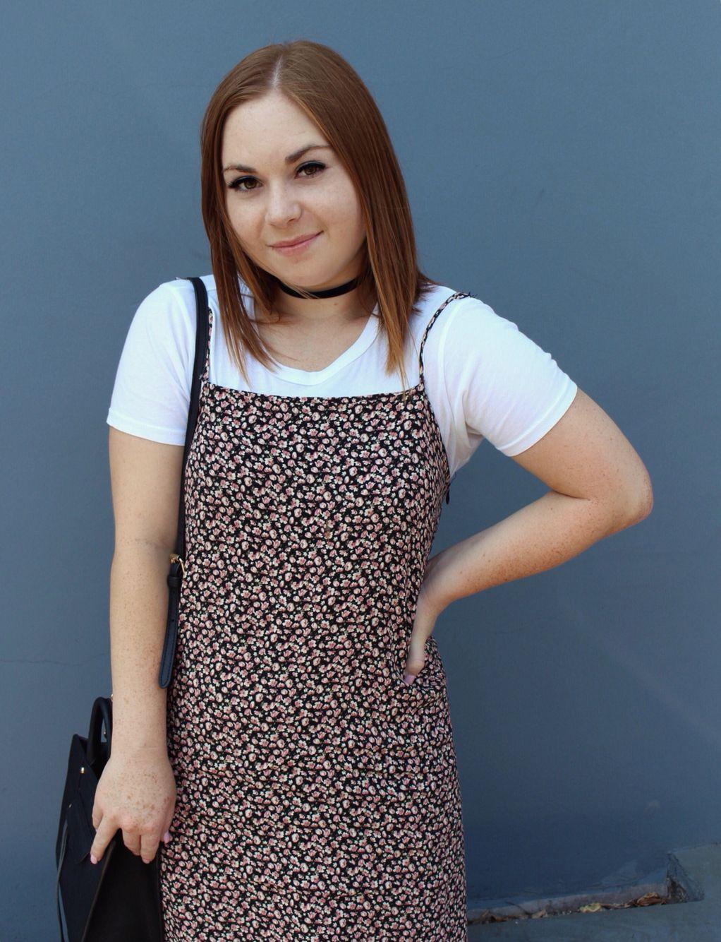 T Shirt Under Dress Brandymelville Shirt Under Dress Under Dress T Shirt Under Dress [ 1334 x 1022 Pixel ]