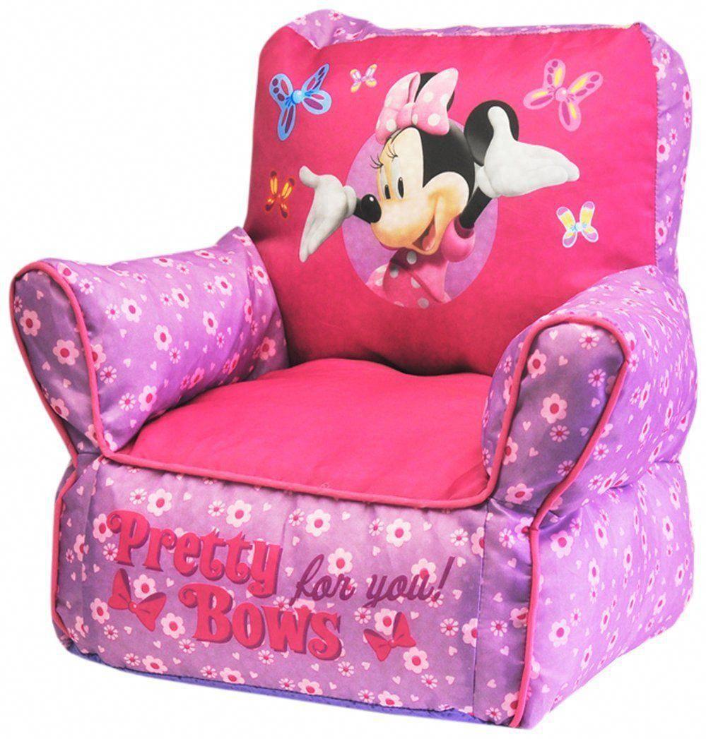 Minnie Mouse Bean Bag Chair Babybeanbagchair Pc Gaming Chair