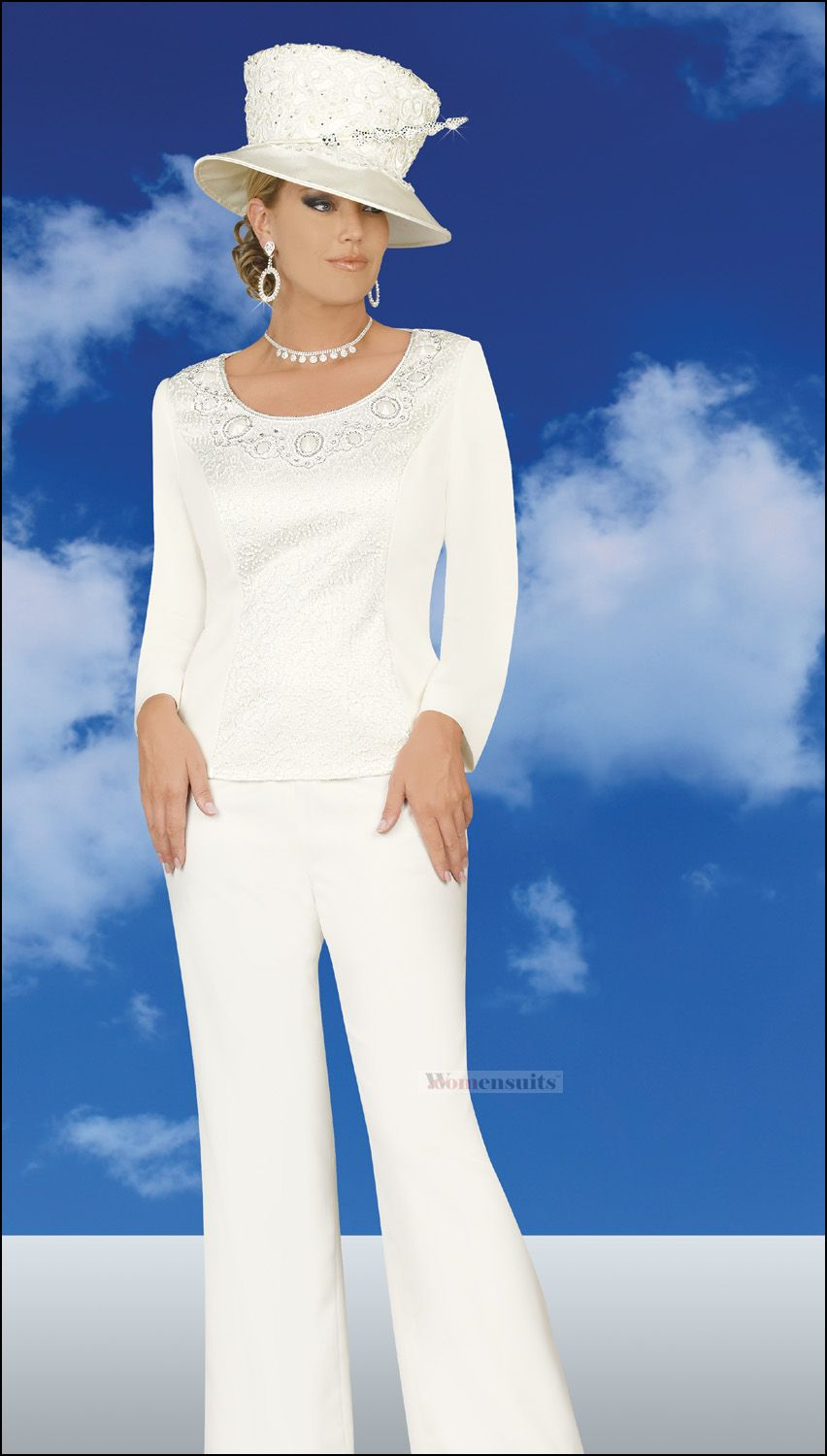 Fabulous pant suits for any special occasion or wedding day ...