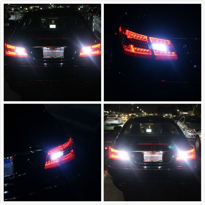 Mercedes Benz E350 Coupe With 25w Cree Led 921 Reverse Lights Mercedes Benz E350 Coupe Mercedes Benz E350 Mercedes Benz