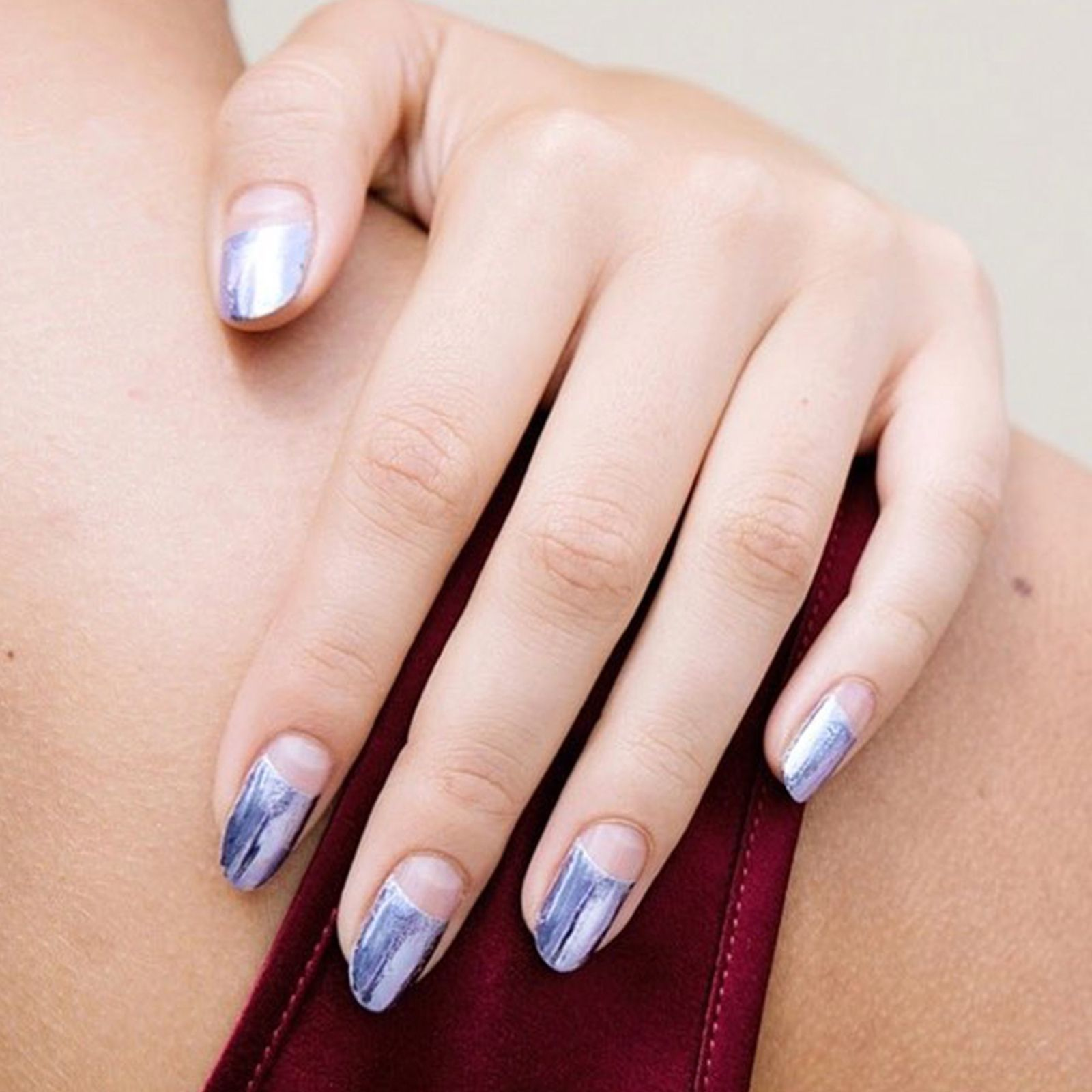 30 Nail Looks To Fight The Winter Blues Winter Nails Nail Art