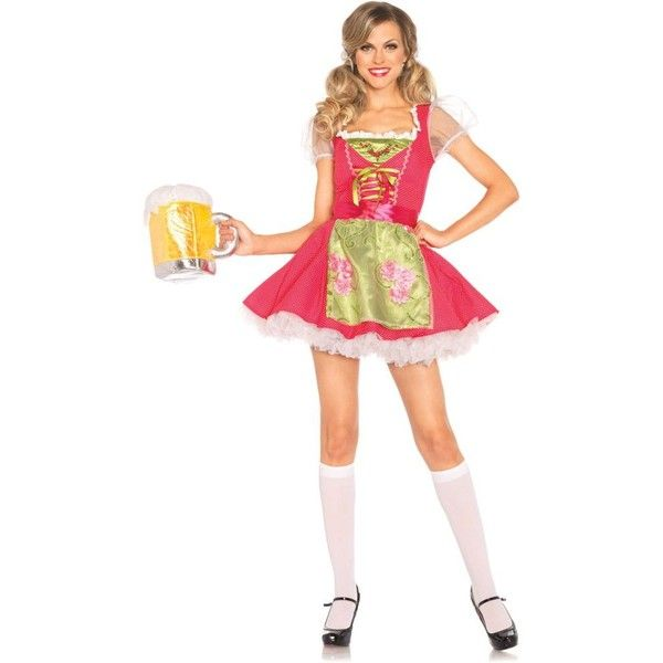 Sexy Beer Garden Gretel Costume for Women ($30) ? liked on Polyvore featuring costumes  sc 1 st  Pinterest & Sexy Beer Garden Gretel Costume for Women ($30) ? liked on Polyvore ...