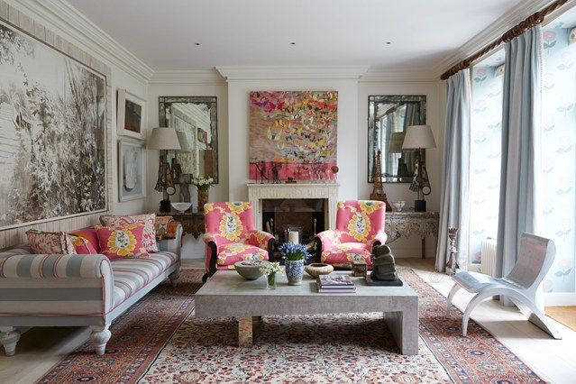 Image result for anthropologie house and home autumn 2017 Rooms to