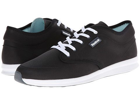 97e9687b231d Reebok Skyscape Chase Black White - Zappos.com Free Shipping BOTH Ways
