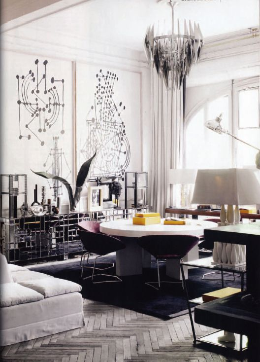 A Fine & Fierce Place inBarcelona - Home - Atelier Turner [the design blog] - interior architecture and interior design: residential and hotel design