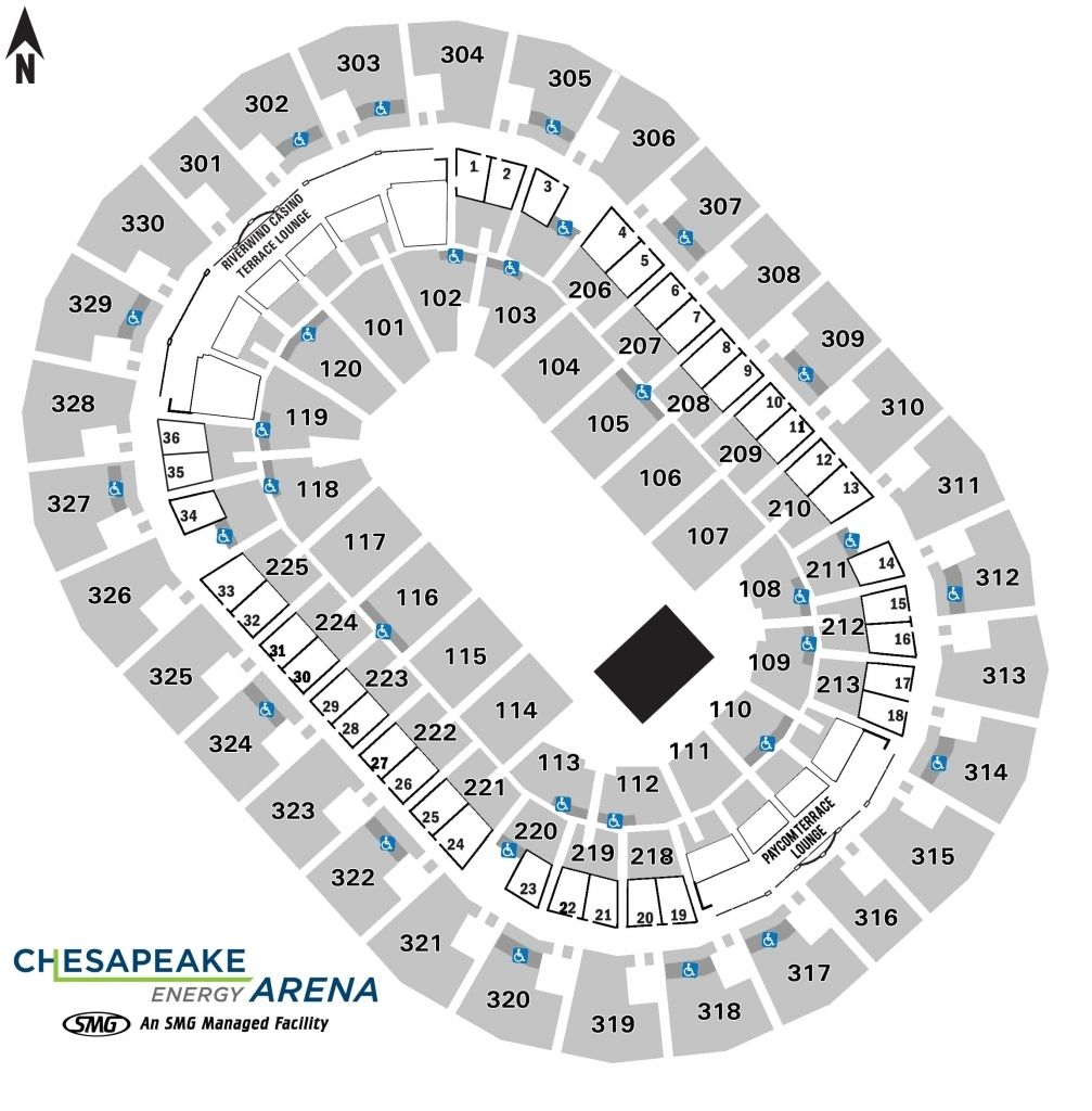 The Most Amazing Along With Stunning Reno Events Center Seating Chart Seating Charts Seating Plan Chesapeake Energy Arena