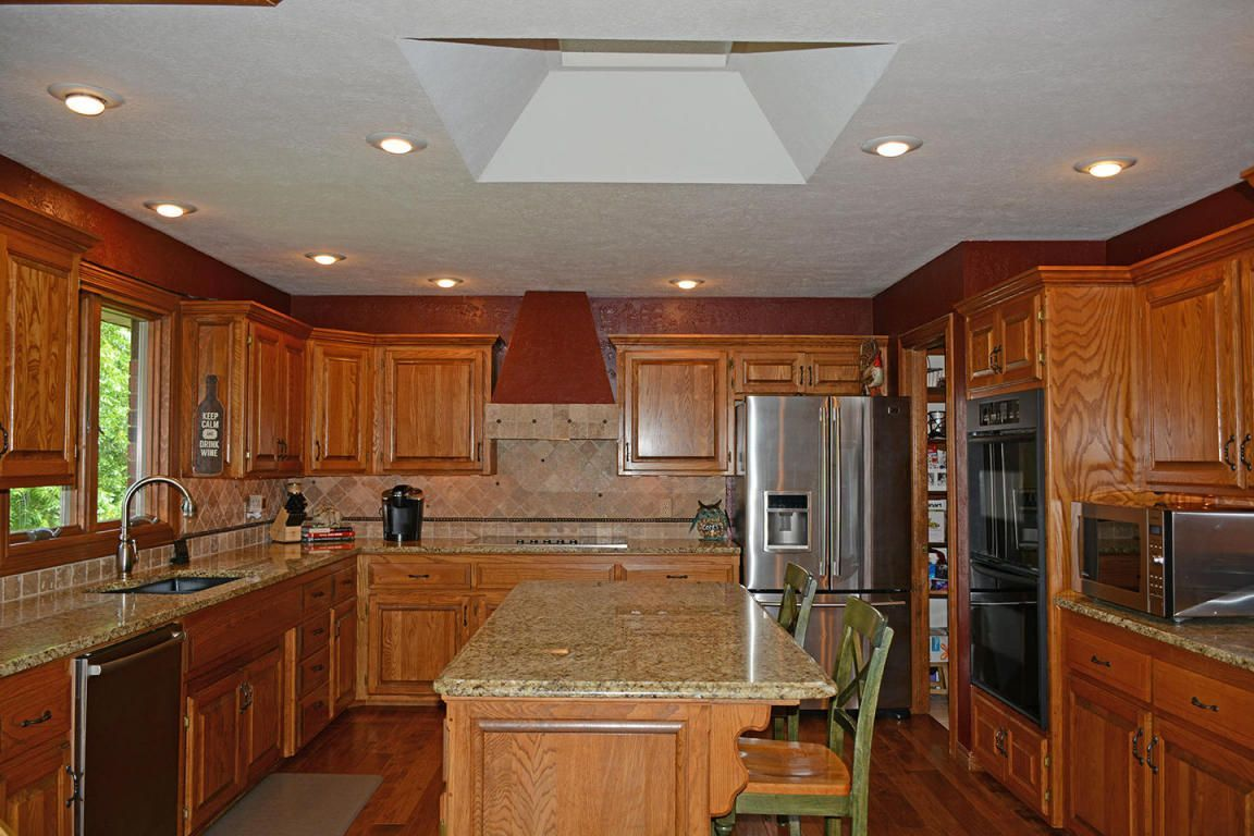 4906 South Bellhurst Avenue Springfield Mo Selling Real Estate Kitchen Home