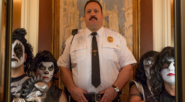 New Poster Images From Paul Blart Mall Cop 2 With Kevin James Mall Cop Paul Blart Mall Cop New Poster