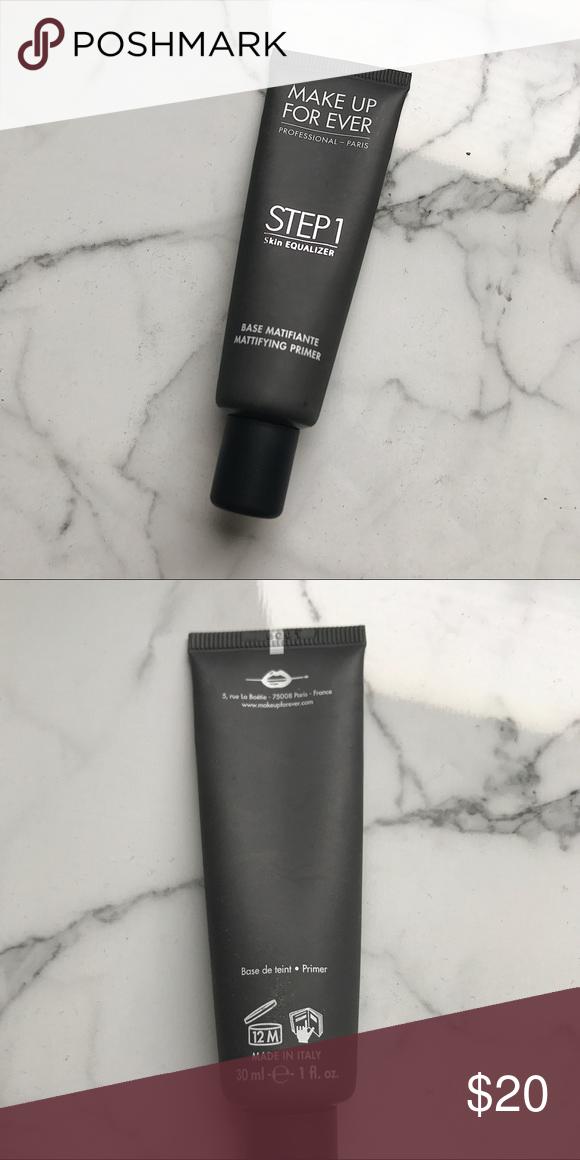Makeup forever MUFE step 1 mattifying primer 80 of