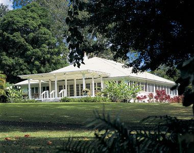 Hawaiian Plantation Style