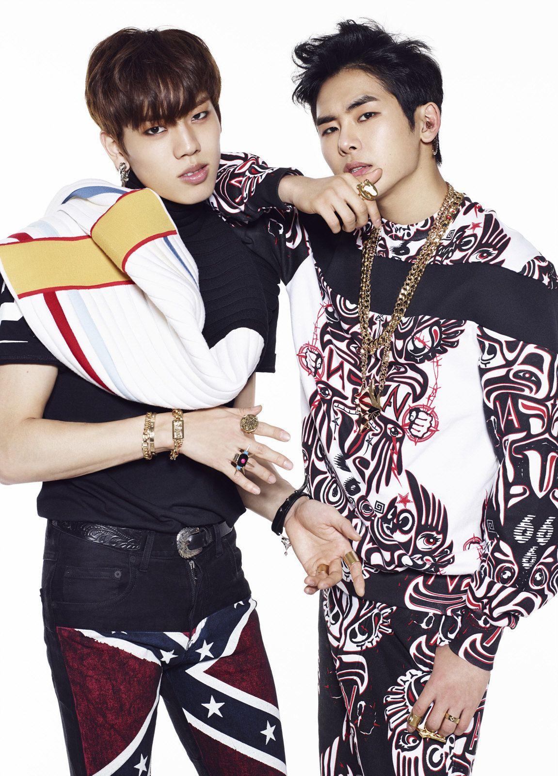 Infinite H | Dongwoo and Hoya