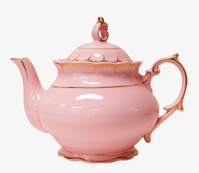 Pink Teapot Png And Clipart Pink Teapot Tea Pots Aesthetic Objects