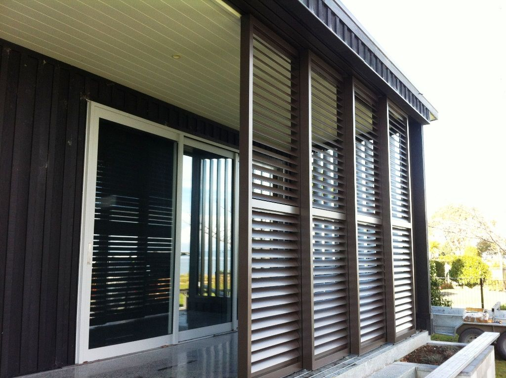 Sliding Shutters Sliding Doors Outdoor Indoor Louvretec
