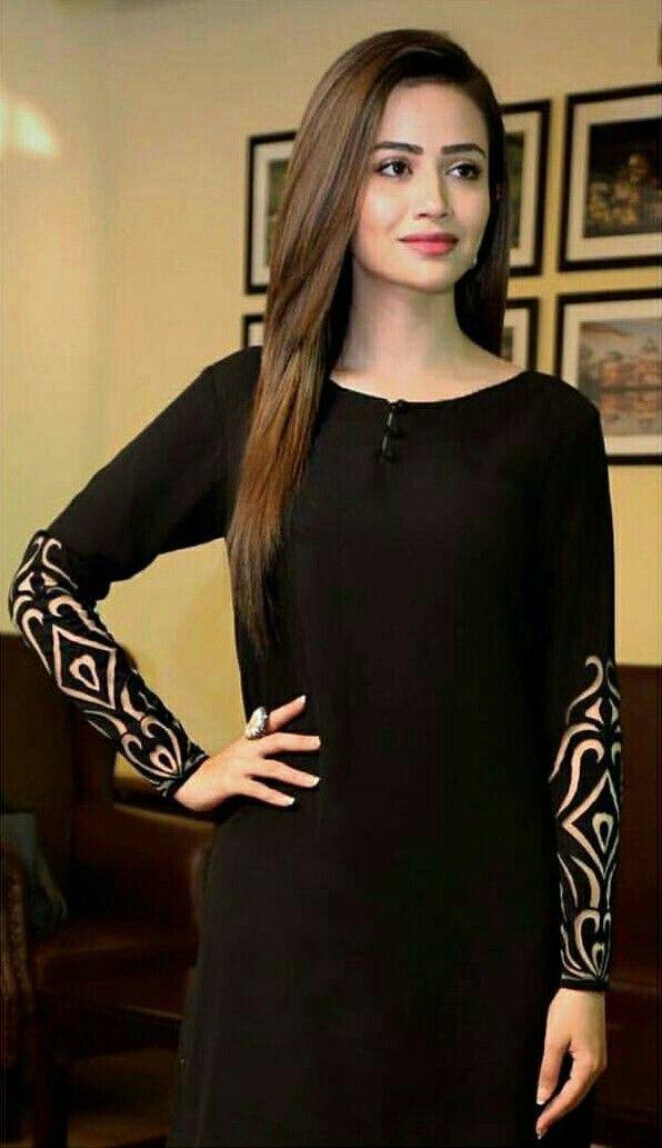 Sana Javed Is A Pakistani Actress Played The Role Of Sanam Ali Khan Along Side Feroze In Khaani