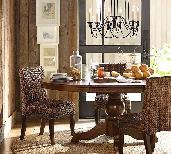 Seagrass Dining Chair Em 2020 Com Imagens Decoracao