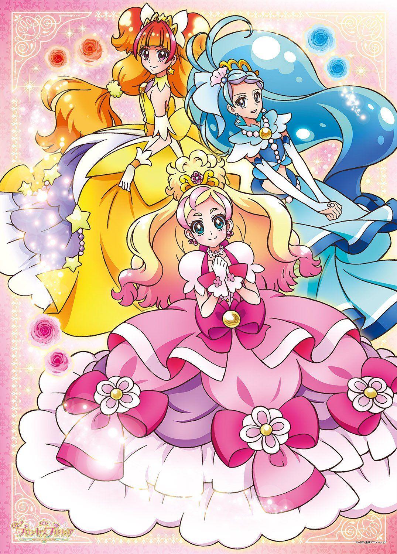go princess precure anime i love anime pretty cure