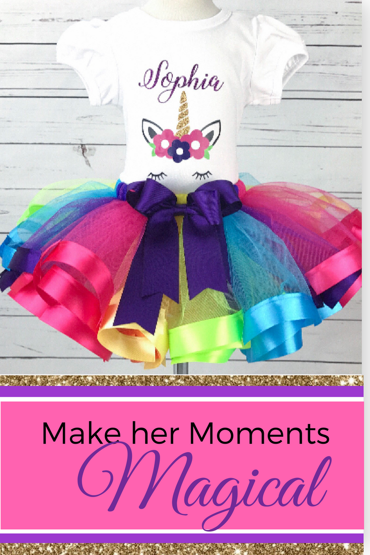 ec5a53f55a Birthdays are like unicorns...unique and magical! Make memories with your  sweet